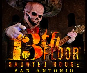 Texas haunted houses your guide to halloween in texas for 13 floor haunted house dallas