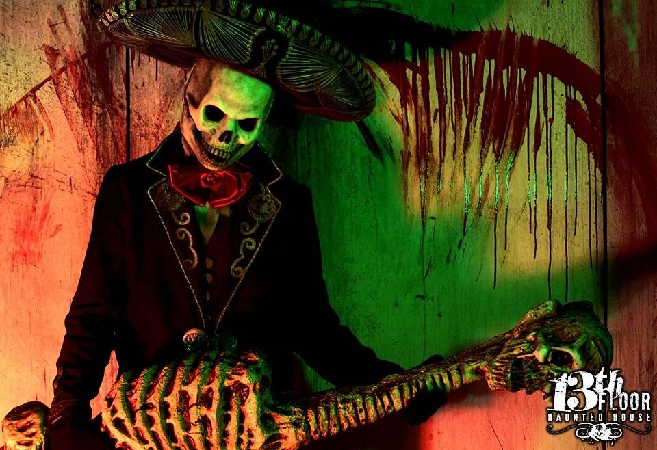 Superb Texas Haunted Houses