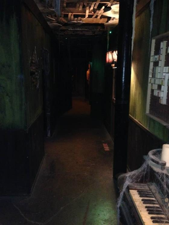 Great Room Escape - Texas Haunted Houses