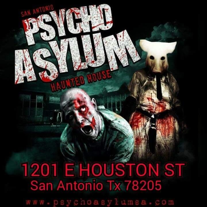 Haunted Abandoned Places In San Antonio: Texas Haunted Houses