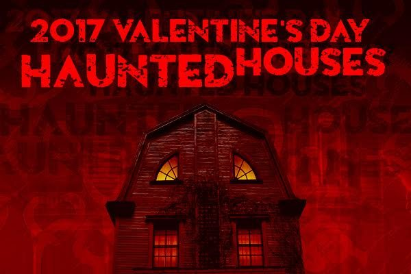 love and horror in texas celebrate with your love at a valentines day haunted house