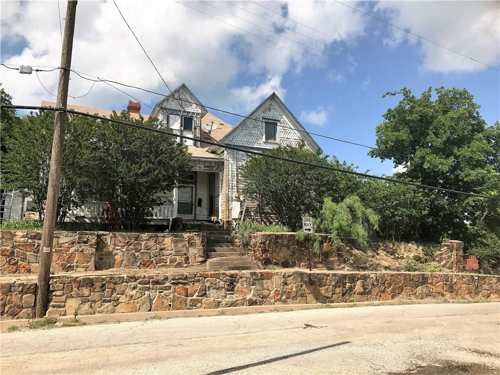 Haunted Hill House in Mineral Wells Currently Up For Sale