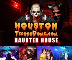 Houston Terror Dome Haunted House texas