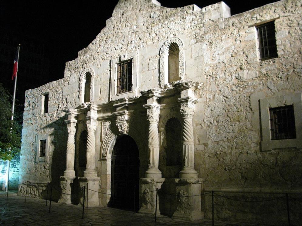 The Alamo San Antonio Texas Real Haunted Place