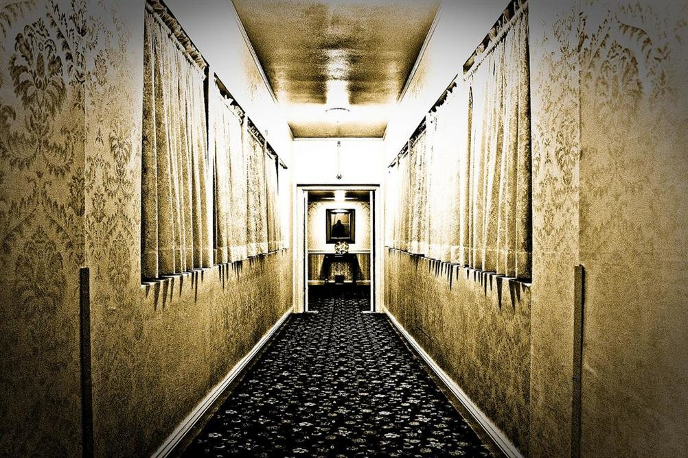 The Menger Hotel San Antonio Texas Real Haunted Place