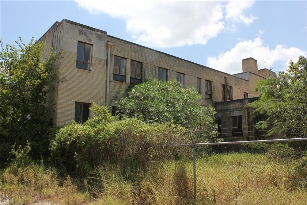 Yorktown Memorial Hospital Yorktown Texas Real Haunted